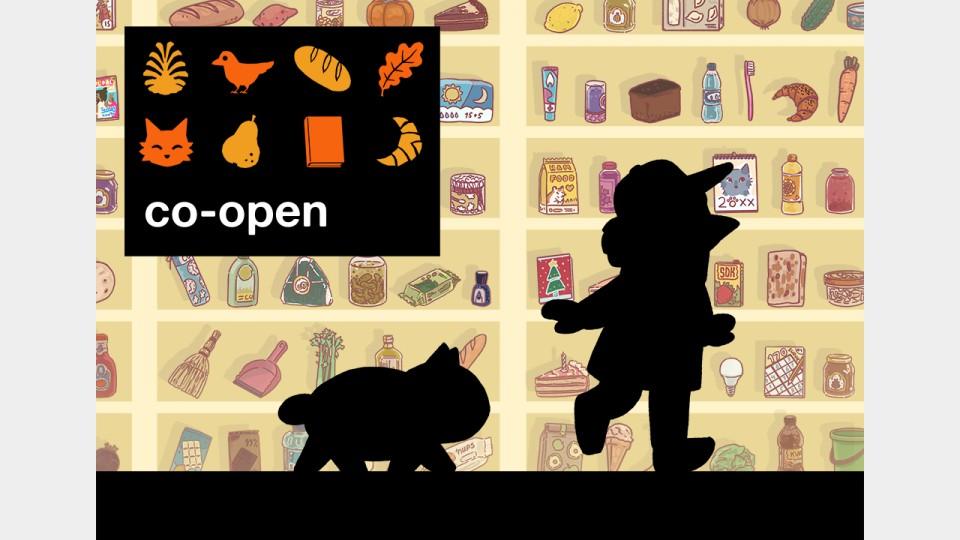 co-open